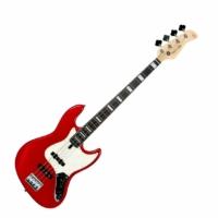 SIRE Marcus Miller - V7 Alder-4 Bright Metallic Red basszusgitár ajándék félkemény tok