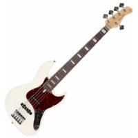 SIRE Marcus Miller - V7 Alder-5 Antique White 5-húros basszusgitár ajándék félkemény tok