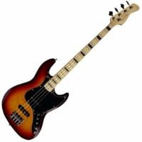 SIRE Marcus Miller - V7 Vintage Alder-4 Tobacco basszusgitár ajándék félkemény tok