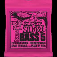 Ernie Ball - Nickel Wound Super Slinky Bass 5 String 40-125 Elektromos Basszusgitárhúr készlet 5-húros