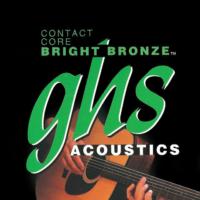 GHS - CONTACT CORE BRIGHT BRONZE - EXTRA LIGHT 11-50 AKUSZTIKUS HÚR KÉSZLET