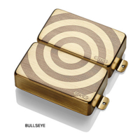 EMG - ZW Set Bullseye Gold Zakk Wylde Signature szett