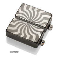 EMG - ZW Set Buzzsaw Chrome Zakk Wylde Signature szett