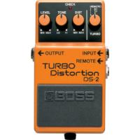Boss - DS-2 Turbo Distortion torzító pedál utolsó darab