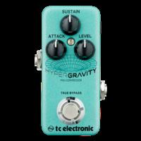 TC Electronic - Hypergravity Mini Compressor gitár kompresszor