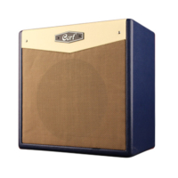 Cort - CM30R Bluetooth-os gitárerősítő kombó 30 Watt kék