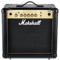 Marshall - MG15G Gitárerősítő kombó 15 Watt Ajándék Vox - VGS-30 Rock Gitárkábel 3m