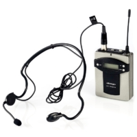 Partybag - 6 Wireless 16 CHANNELS UHF POCKET TRANSMITTER