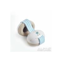 Alpine - Muffy Baby Hallásvédelem csecsemőknek Kék