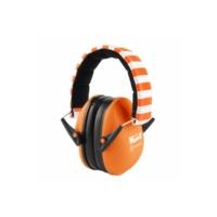 Alpine - Muffy gyermek hallásvédő fültok narancs