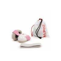 Alpine - Muffy Baby Hallásvédelem csecsemőknek Rózsaszín