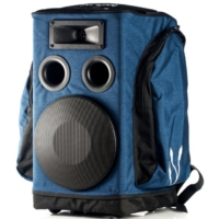 Partybag - 6 Blue