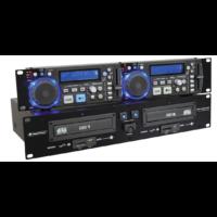 Omnitronic - XDP-2800 Dual CD/MP3 Player