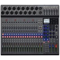 Zoom - LiveTrak L-20 digitális keverő és többsávos hangfelvevő