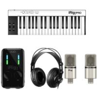 IK Multimedia - iRig Pro Duo Studio Suite DLX
