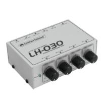 OMNITRONIC - LH-030 Headphone Amplifier