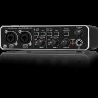 Behringer - UMC202HD U-Phoria külső USB hangkártya