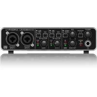 Behringer - UMC204HD U-Phoria külső USB hangkártya