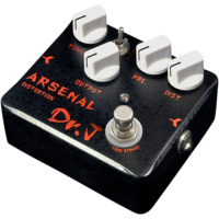 Dr.J effektpedál - Arsenal Distortion
