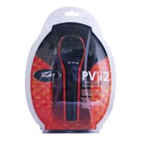Peavey mikrofon, XLR-XLR kábellel, tartozékokkal