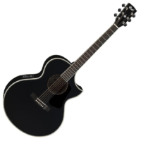 Cort - Co-NDX20-BK akusztikus gitár fekete