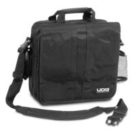 UDG - Courier Bag DeLuxe 17 steel black-orange
