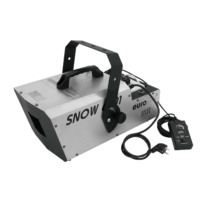 EUROLITE - Snow 6001 Snow machine