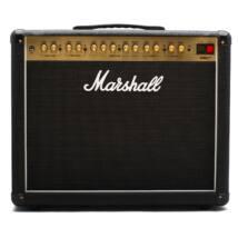 Marshall - DSL40CR csöves gitárerősítő kombó 40 Watt, szemből