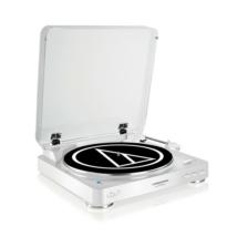 Audio Technica - AT-LP60BT Automata lemezjátszó Bluetooth ezüst
