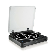 Audio Technica - AT-LP60BT Automata lemezjátszó Bluetooth fekete