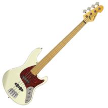Sandberg - Electra TT 4 Húros Basszusgitár Creme ajándék félkemény tok