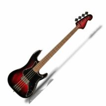 Sandberg - Electra M4 elektromos basszusgitár violetburst