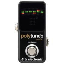 TC Electronic - PolyTune 2 Noir polifónikus hangoló pedál