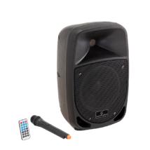 Soundsation - GO-SOUND 8AMW hordozható akkus aktív hangfal 250 Watt