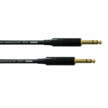 Cordial - CFM 1.5 VV sztereo jack kábel 1,5m Rean Csatlakozó