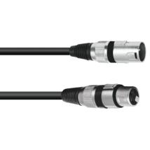 Omnitronic - XLR cable 3pin 10m bk