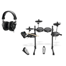 Alesis - Turbo Mesh Kit ajándék fejhallgatóval