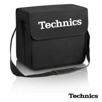 Technics - DJ Bag 60 db bakelit lemezhez