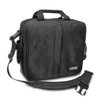 "UDG - Courier Bag DeLuxe 15"" black fekete"
