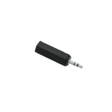 OMNITRONIC - Adapter 3.5 mini/6.35 Jack stereo átalakító