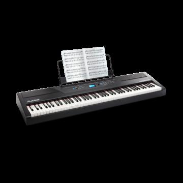 Alesis - Recital Pro Digitális Zongora, szemből