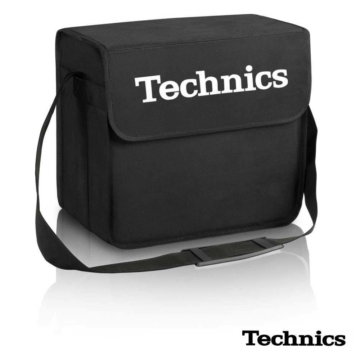 Technics - DJ Bag Black