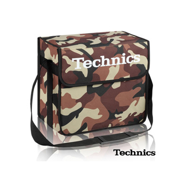 Technics - DJ Bag Camouflage Brown