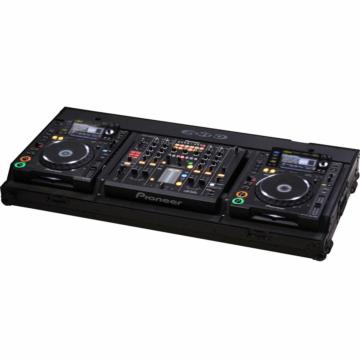 "Zomo - Set 2200 NSE - Flightcase 1x DJM-2000 + 2x 12"" CD-Player"