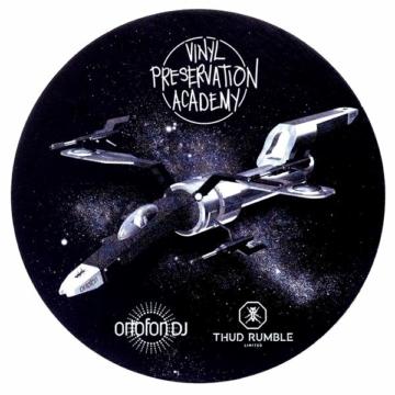 Ortofon - Q.Bert Starship slipmat