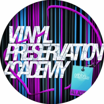 Ortofon - Vinyl label slipmat