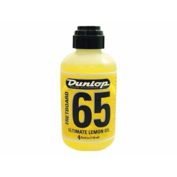 Dunlop - Fretboard 6554 Ultimate Lemon Oil Fogólaptisztító