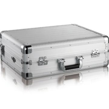 Zomo - MFC-S4 - Flightcase Native Instruments S4 MKII Silver