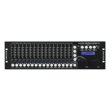 EUROLITE  - DMX Move Controller 512 előlap