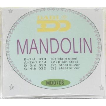 DIMAVERY - Stringset Mandoline, 010-032